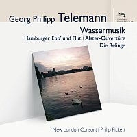 New London Consort, Philip Pickett – Telemann: Wassermusik