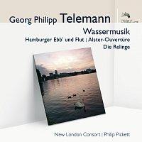 New London Consort, Philip Pickett – Telemann: Wassermusik