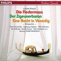 Goldene Operette / Der Zigeunerbaron - Eine Nacht in Venedig - Die Fledermaus