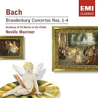 Sir Neville Marriner, Academy of St Martin-in-the-Fields – Bach: Brandenburg Concertos Nos. 1-4