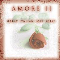 Eva Marton, Giuseppe Patane, Giacomo Puccini, Munchner Rundfunkorchester – Amore II - Great Italian Love Arias