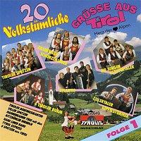 Diverse Interpreten – 20 volkstumliche Grusse aus Tirol