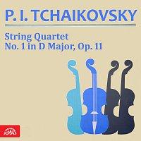 Bondarenko, Knuševickij, Oistrach, Terian – Čajkovskij: Smyčcový kvartet č. 1 D dur