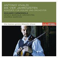 Giuliano Carmignola, Andrea Marcon, Venice Baroque Orchestra, Antonio Vivaldi – Vivaldi: Vier Jahreszeiten
