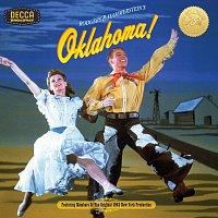 Přední strana obalu CD Oklahoma! 75th Anniversary [Original Broadway Cast Album]