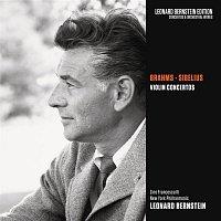 Zino Francescatti, Jean Sibelius, Leonard Bernstein, New York Philharmonic Orchestra – Brahms: Violin Concerto, Op. 77 - Sibelius: Violin Concerto, Op. 47