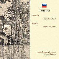 Pierre Monteux, London Symphony Orchestra – Dvorak: Symphony No. 7 • Elgar: Enigma Variations
