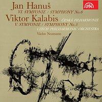 Česká filharmonie, Václav Neumann – Hanuš, Kalabis: VI. Symfonie, V. Symfonie