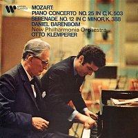 Daniel Barenboim, Otto Klemperer & New Philharmonia Orchestra – Mozart: Piano Concerto No. 25, K. 503 & Serenade No. 12, K. 388