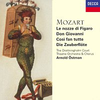 Arnold Ostman, The Drottningholm Court Theatre Orchestra – Mozart: Great Operas