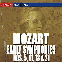Concertgebouw Chamber Orchestra, Eduardo Marturet – Mozart: Early Symphonies