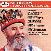 Eastman Wind Ensemble, Frederick Fennell – Works for Wind Ensemble