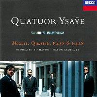 """Quatuor Ysaye – Mozart: String Quartets Nos. 16 & 17 """"Haydn"""""""