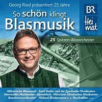 """Diverse Interpreten – 25 Jahre """"So schon klingt Blasmusik"""""""