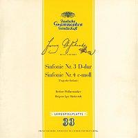 Berliner Philharmoniker, Igor Markevitch – Schubert: Symphonies Nos.3 & 4
