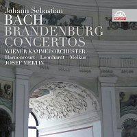 Vídeňský komorní orchestr, Joseph Mertin – Bach: Braniborské koncerty