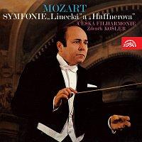 Česká filharmonie, Zdeněk Košler – Mozart: Symfonie C dur Linecká a D dur Haffnerova