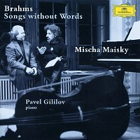 Přední strana obalu CD Brahms: Songs without Words