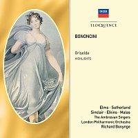 Richard Bonynge, Margreta Elkins, Lauris Elms, London Philharmonic Orchestra – Bononcini: Griselda – Highlights