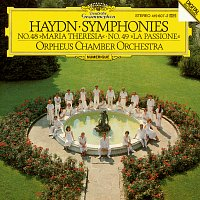 """Haydn: Symphonies Nos. 48 """"Maria Theresia"""" & 49 """"La Passione"""""""