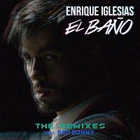 Přední strana obalu CD EL BANO (The Remixes)