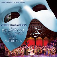 Přední strana obalu CD The Phantom Of The Opera At The Royal Albert Hall