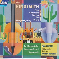 Paul Cortese, The Philharmonia, Martyn Brabbins – Hindemith: The Complete Works for Viola Vol.1