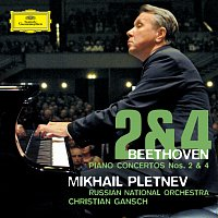 Mikhail Pletnev, Russian National Orchestra, Christian Gansch – Beethoven: Piano Concertos Nos. 2 & 4