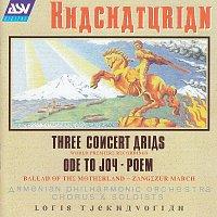 Armenian Philharmonic Orchestra, Loris Tjeknavorian, Hasmik Hatsagortsian – Khachaturian: Ode To Joy; 3 Concert Arias; Ballad Of The Motherland; Poem