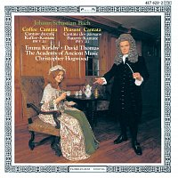 Emma Kirkby, Rogers Covey-Crump, David Thomas, The Academy of Ancient Music – Bach, J.S.: Coffee Cantata; Peasant Cantata