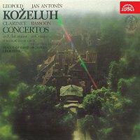Pražský komorní orchestr – Koželuh,L.,Koželuh,J.A.: Koncerty pro klarinet, fagot a orchestr