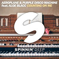 Aeroplane & Purple Disco Machine – Counting On Me (feat. Aloe Blacc)