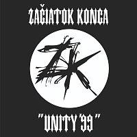 Přední strana obalu CD Unity 99