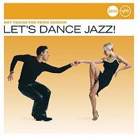 Přední strana obalu CD Let's Dance Jazz (Jazz Club)