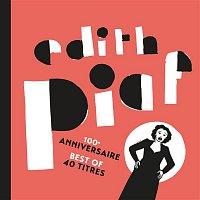 Edith Piaf – 100eme anniversaire - Best of 40 titres