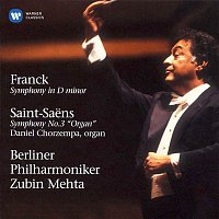Zubin Mehta – Franck: Symphony - Saint-Saens: Symphony No. 3 with Organ