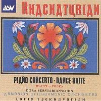 Dora Serviarian-Kuhn, Armenian Philharmonic Orchestra, Loris Tjeknavorian – Khachaturian: Piano Concerto; Dance Suite