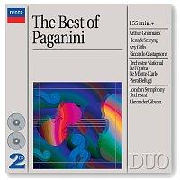 Různí interpreti – The Best of Paganini [2 CDs]