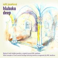 Přední strana obalu CD Hluboko