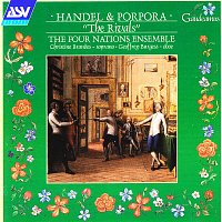 "The Four Nations Ensemble, Christine Brandes, Geoffrey Burgess – Handel and Porpora ""The Rivals"""