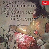 Různí interpreti – Řezáč: Kvadratura srdce, Teml: Fantasie pro housle, harfu a orchestr