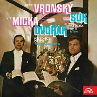 DEBUT. Petr Vronský - Suk: Pohádka, op. 16, Vít Micka - Dvořák: Polednice, op. 108