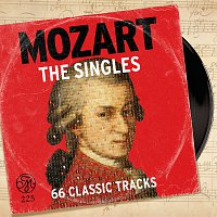 Různí interpreti – Mozart: The Singles - 66 Classic Tracks