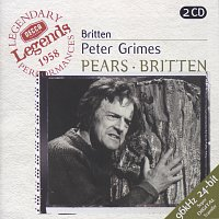 Sir Peter Pears, Chorus of the Royal Opera House, Covent Garden, Benjamin Britten – Britten: Peter Grimes [2 CDs]