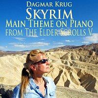 Dagmar Krug – Skyrim - Main Theme on Piano - from The Elder Scrolls V