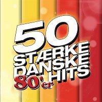 Various Artists.. – 50 Staerke Danske 80'er Hits