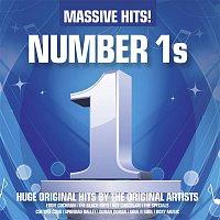 Přední strana obalu CD Massive Hits!: Number 1s