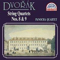 Panochovo kvarteto – Dvořák: Smyčcové kvartety č. 8 a 9