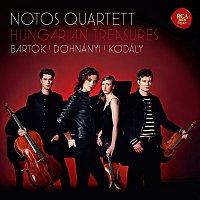 Notos Quartett, Béla Bartók – Hungarian Treasures - Bartók, Dohnányi, Kodály