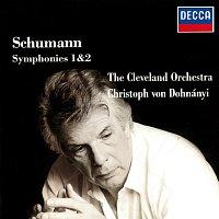 Christoph von Dohnányi, The Cleveland Orchestra – Schumann: Symphonies Nos. 1 & 2